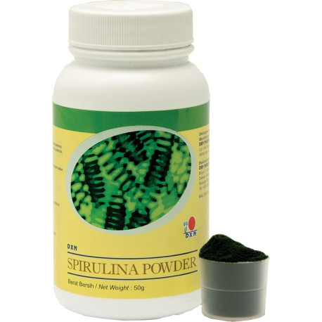 DXN Spirulina Powder