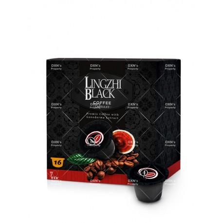 DXN Lingzhi Black Coffee Capsules