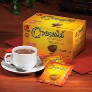 Cocozhi (chocolate con ganoderma)