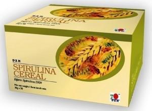 Cereal con Espirulina