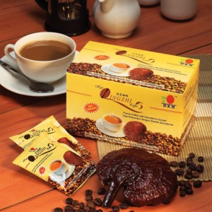 Lingzhi Coffee (3 in 1) Lite
