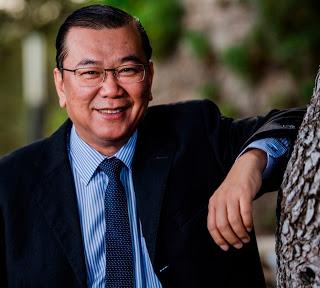 Entrevista al Dr. Lim y el ganoderma (en español)