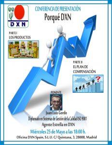 20160520  Presentación Oficina DXN Madrid_v2