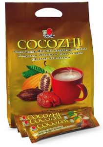 Cocozhi (chocolate con ganoderma)